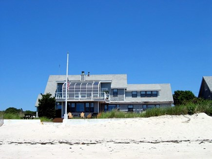 Oceanfront Residential Hyannis Cape Cod vacation rental - Relax and enjoy this beautiful home on the ocean!
