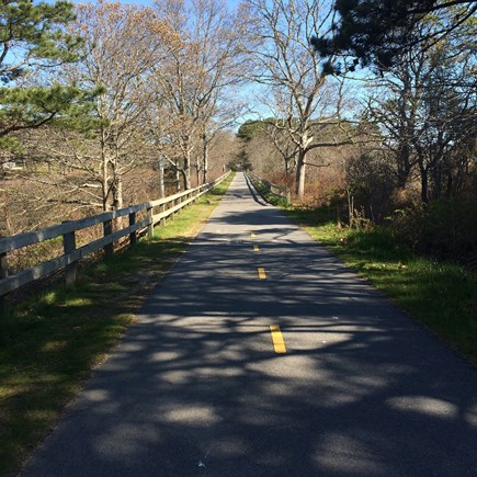 Eastham Cape Cod vacation rental - Biking Family Fun!