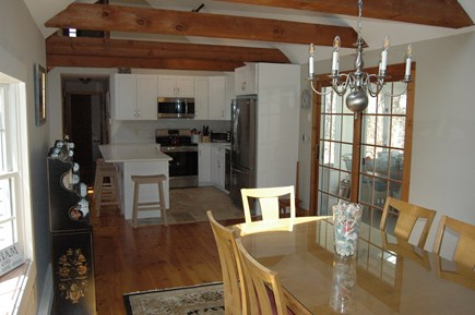 Eastham Cape Cod vacation rental - Open floor plan with brand new kitchen.