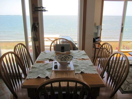 Wellfleet Cape Cod vacation rental - Dining in and out