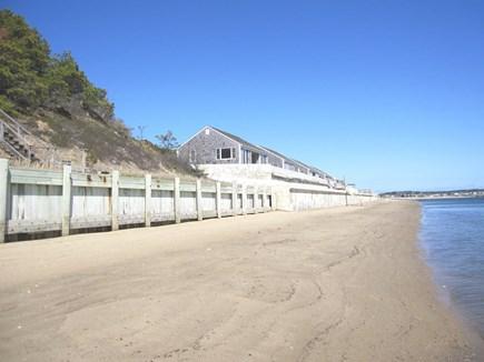 Wellfleet Cape Cod vacation rental - Beach facing east