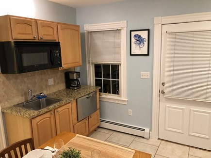 Plymouth MA vacation rental - 1st floor kitchen
