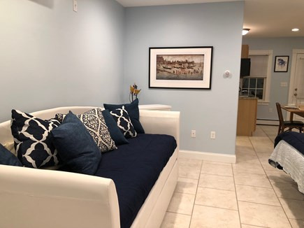 Plymouth MA vacation rental - 1st floor trundle bed