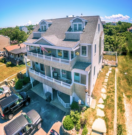 Plymouth MA vacation rental - Aerial 36B Taylor