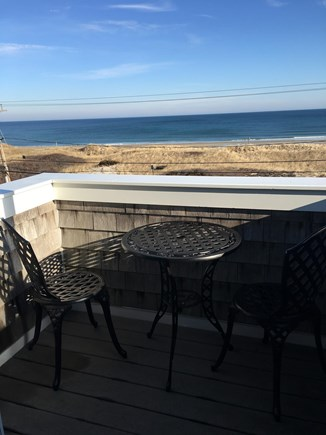 Plymouth MA vacation rental - Master Bedroom Balcony