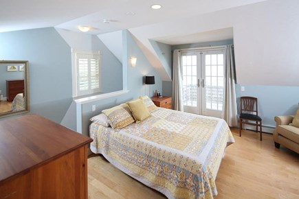 Plymouth MA vacation rental - Master Bedroom - King size bed