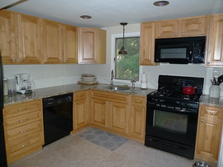 Brewster Cape Cod vacation rental - Modern kitchen, ready for the chef!