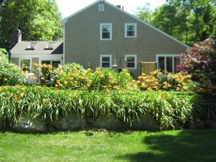 Brewster Cape Cod vacation rental - Beautifully Landscaped Backyard