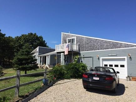 Truro Cape Cod vacation rental - Large Driveway.