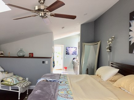 Truro Cape Cod vacation rental - Master Suite.