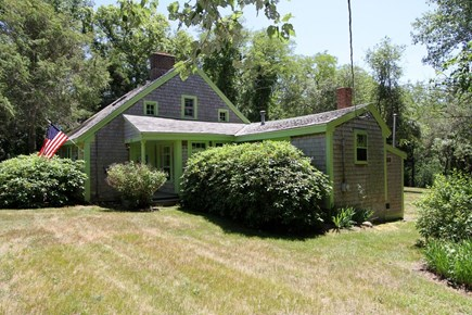 Harwich -  Cape Cod vacation rental - 1 mile to Pleasant Bay waters. Primitive charm! Modern amenities.