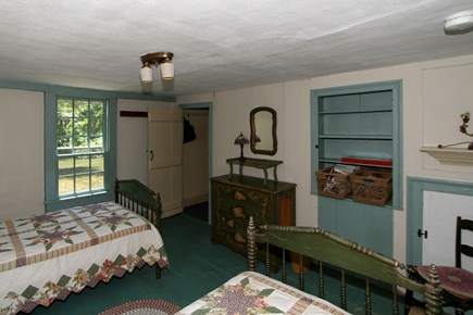 Harwich -  Cape Cod vacation rental - 1st floor bedroom with 2 twin beds.  Brand new. Very comfy!