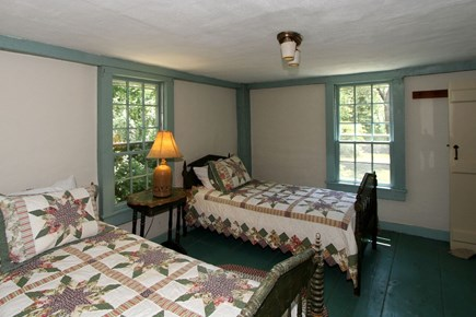 Harwich -  Cape Cod vacation rental - 1st floor bedroom.