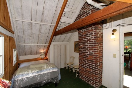 Harwich -  Cape Cod vacation rental - 2nd floor bedroom #2 with double bed.  All beds just 1 year old.