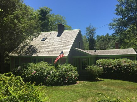 Harwich -  Cape Cod vacation rental - Beautiful setting with large private back yard.