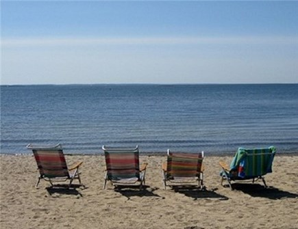 Wareham MA vacation rental - Swifts Beach just a few steps away