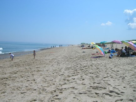 Eastham Cape Cod vacation rental - First Encounter Beach - 1 mile away