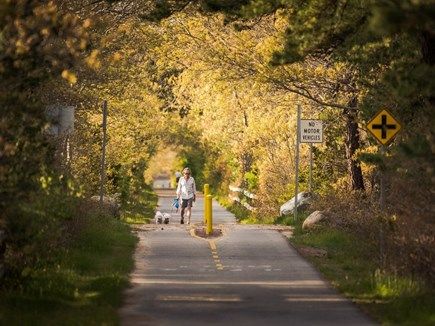 Eastham Cape Cod vacation rental - Walk to the bike trail