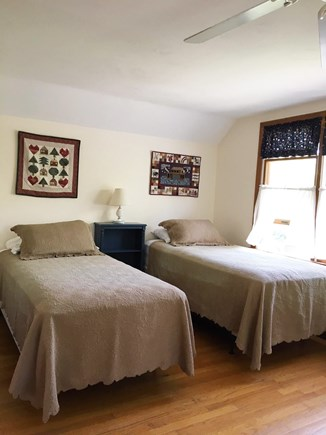 Eastham Cape Cod vacation rental - View of the twin beds