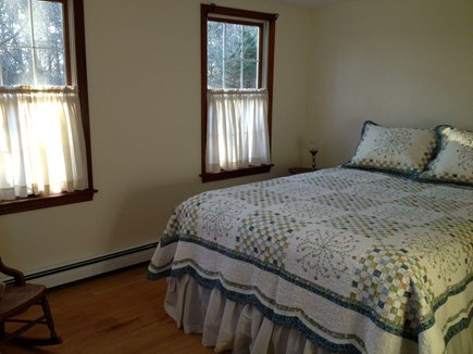 Eastham Cape Cod vacation rental - 1st floor bedroom with queen bed