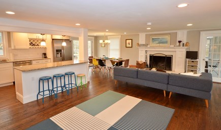 Barnstable, Centerville Cape Cod vacation rental - Gorgeous updated and open kitchen, dining and living room