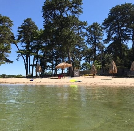 Barnstable, Centerville Cape Cod vacation rental - 2 minute walk to private association beach on Lake Wequaquet