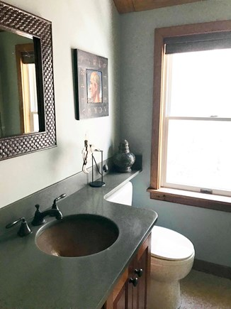 Wellfleet Cape Cod vacation rental - Second floor bathroom