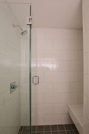 TRURO Cape Cod vacation rental - Walk-in shower.