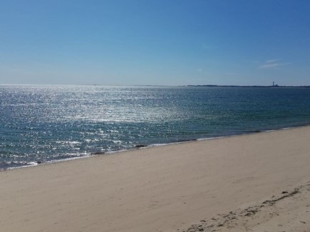 TRURO Cape Cod vacation rental - Beautiful, private beach on Cape Cod Bay across the street