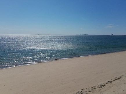 TRURO Cape Cod vacation rental - Beautiful, private beach on Cape Cod Bay across the street