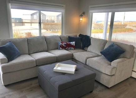 TRURO Cape Cod vacation rental - Panoramic bay views