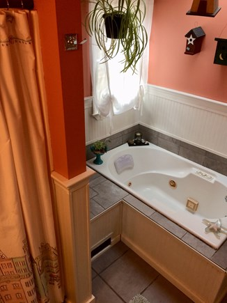 Harwich Cape Cod vacation rental - Jacuzzi tub