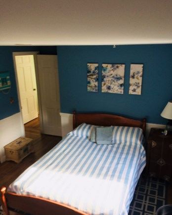 Harwich Cape Cod vacation rental - Downstairs master bedroom