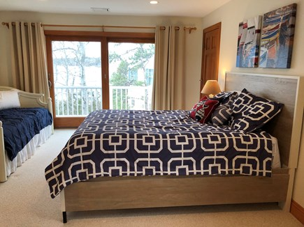 New Seabury, Daniels Island New Seabury vacation rental - Second bedroom with queen bed, day bed and twin trundle