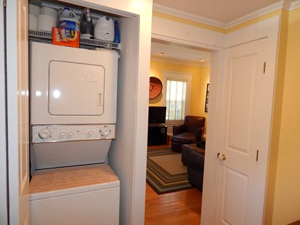 Provincetown Cape Cod vacation rental - Washer Dryer