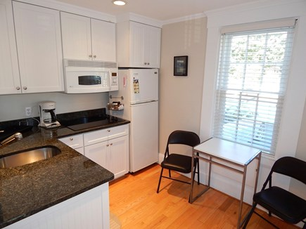 Provincetown Cape Cod vacation rental - Kitchen Table