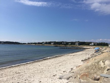 Falmouth, New Silver  Cape Cod vacation rental - New Silver Beach - a short walk down the street
