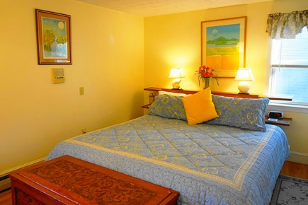 South Yarmouth Cape Cod vacation rental - Specious Master Bedroom with full bathroom