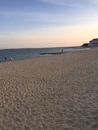 Falmouth Heights Cape Cod vacation rental - Falmouth Road Race Finish Line is a short walk from house