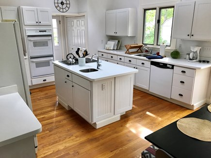 Dennis Port Cape Cod vacation rental - Large and bright kitchen