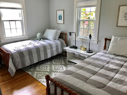 Dennis Port Cape Cod vacation rental - Two twin beds