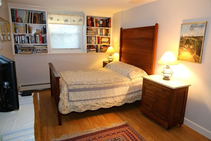 East Sandwich Cape Cod vacation rental - Bedroom with Double on lower level.