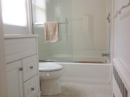 South Yarmouth Cape Cod vacation rental - Master bathroom