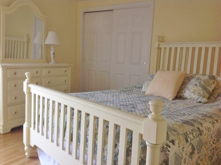 South Yarmouth Cape Cod vacation rental - Second bedroom (queen bed) on the second floor