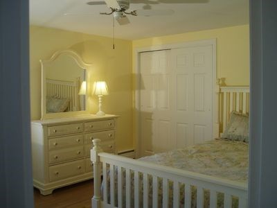 South Yarmouth Cape Cod vacation rental - Second bedroom with queen size bed.
