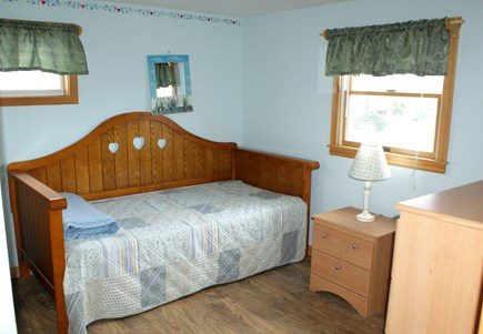 East Sandwich Cape Cod vacation rental - Bedroom with Twin trundle.