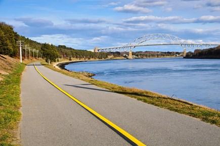Sandwich Cape Cod vacation rental - Cape Cod Canal  & bike path