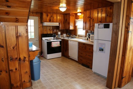 Sandwich Cape Cod vacation rental - Fully equipped Kitchen.
