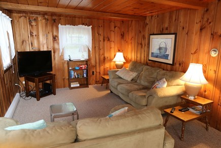 Sandwich Cape Cod vacation rental - Comfortable seating in Living area.