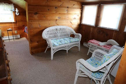 Sandwich Cape Cod vacation rental - Sitting area on 2nd Floor between 2 upstairs Bedrooms.